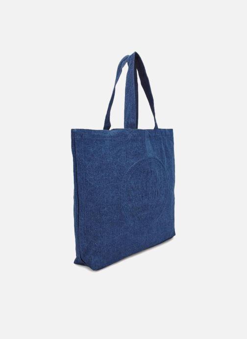 Sacs à main Le Mont St Michel 1792 Bleu vue face