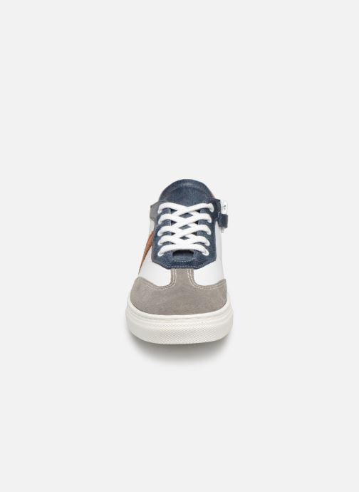 Sneakers I Love Shoes Solizel Leather Bianco modello indossato