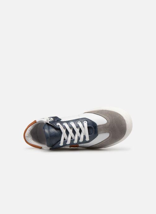 Baskets I Love Shoes Solizel Leather Blanc vue gauche