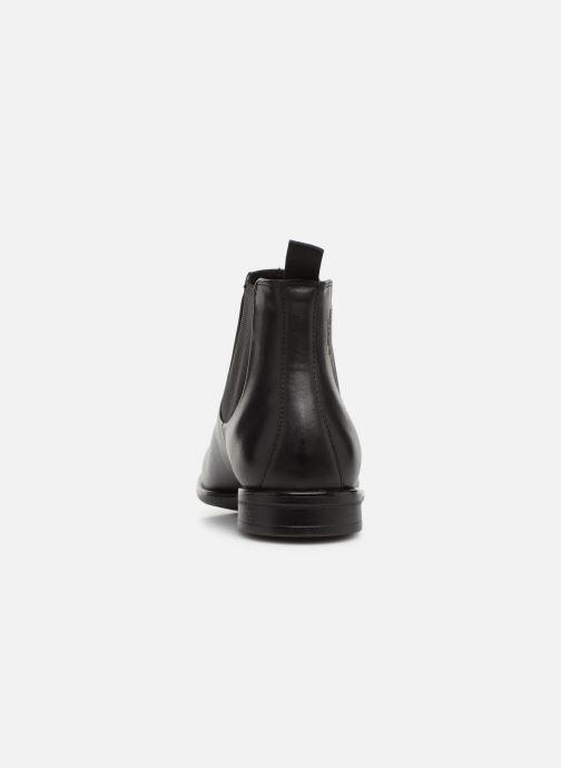 Bottines et boots Vagabond Shoemakers Harvey 4463-001 Noir vue droite