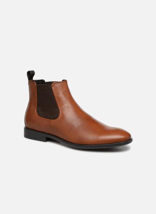 263fa3e7bd8 Bottines et boots Vagabond Shoemakers Harvey 4463-001 Marron vue  détail paire
