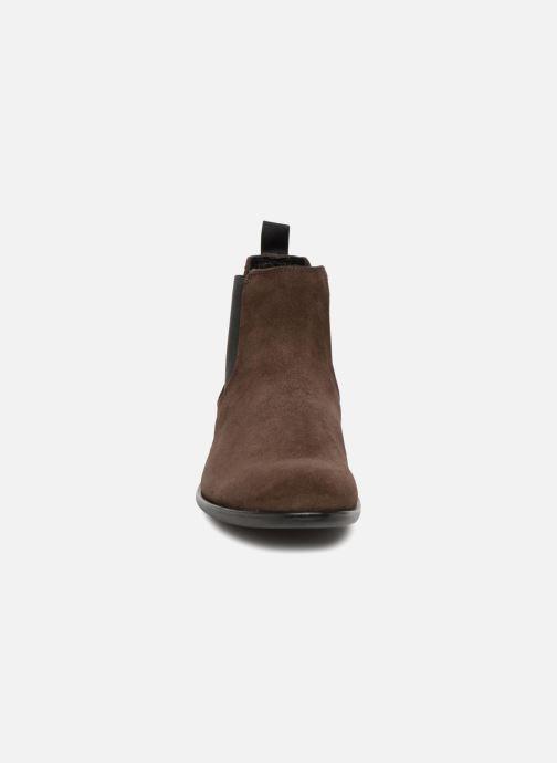 Bottines et boots Vagabond Shoemakers Harvey 4463-040 Marron vue portées chaussures