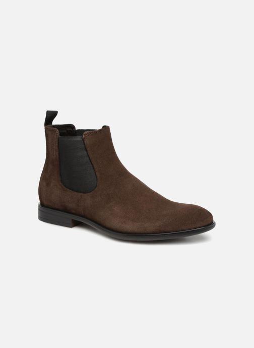 Bottines et boots Vagabond Shoemakers Harvey 4463-040 Marron vue détail/paire