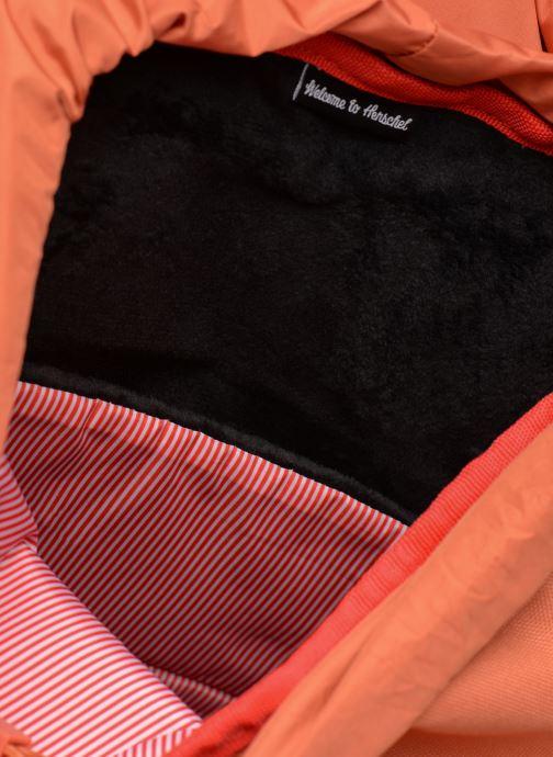 Ryggsäckar Herschel LITTLE AMERICA MID-VOLUME Orange bild från baksidan