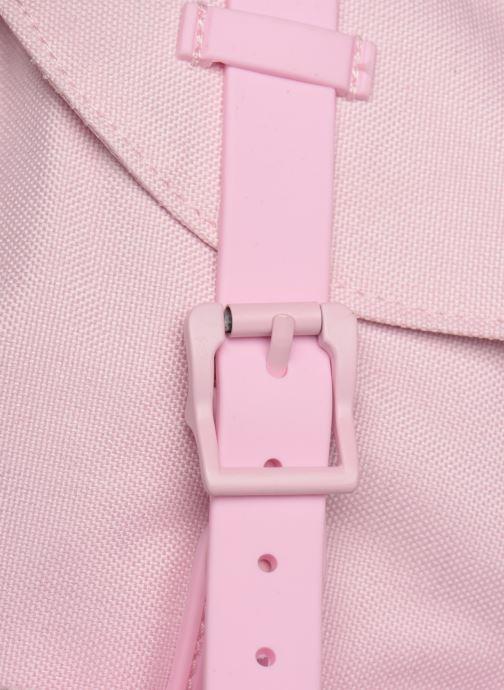 Rucksäcke Herschel LITTLE AMERICA MID-VOLUME rosa ansicht von links