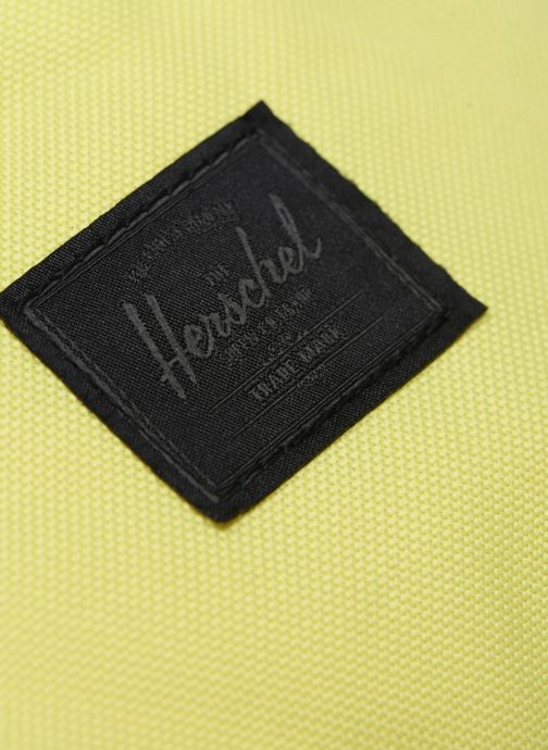 Petite Maroquinerie Herschel FOURTEEN Jaune vue gauche