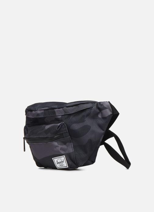 Portemonnaies & Clutches Herschel SEVENTEEN grau schuhe getragen