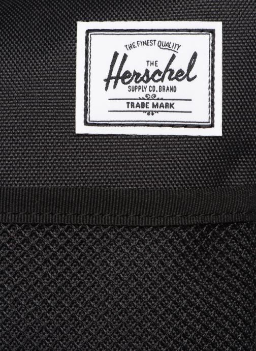 Sports bags Herschel SINCLAIR LARGE Black view from the left
