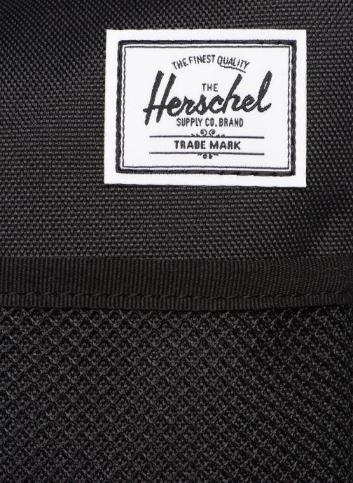 Bolsos de hombre Herschel SINCLAIR LARGE Negro vista lateral izquierda