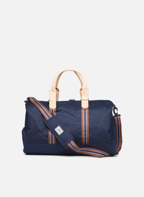 Sports bags Herschel NOVEL DUFFLE OFFSET Blue front view