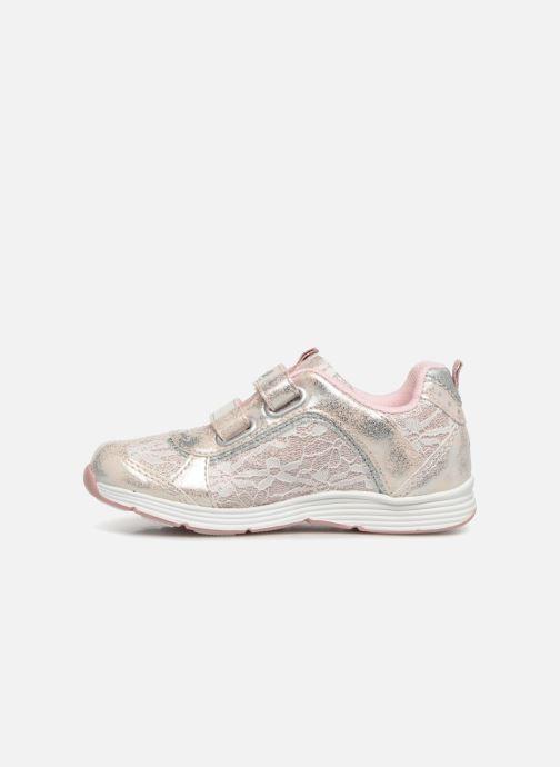 Chaussures de sport LICO Rose V Blinky Argent vue face