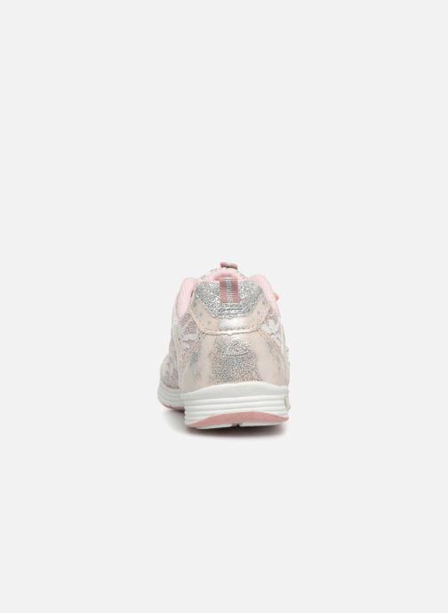 Chaussures de sport LICO Rose V Blinky Argent vue droite