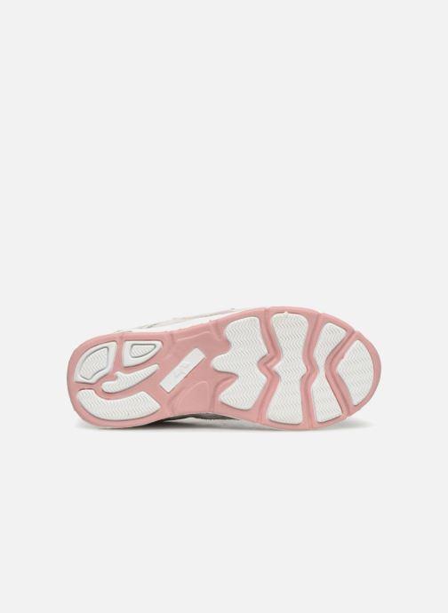 Chaussures de sport LICO Rose V Blinky Argent vue haut