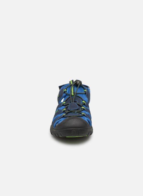 Zapatillas de deporte Lico Nimbo Azul vista del modelo