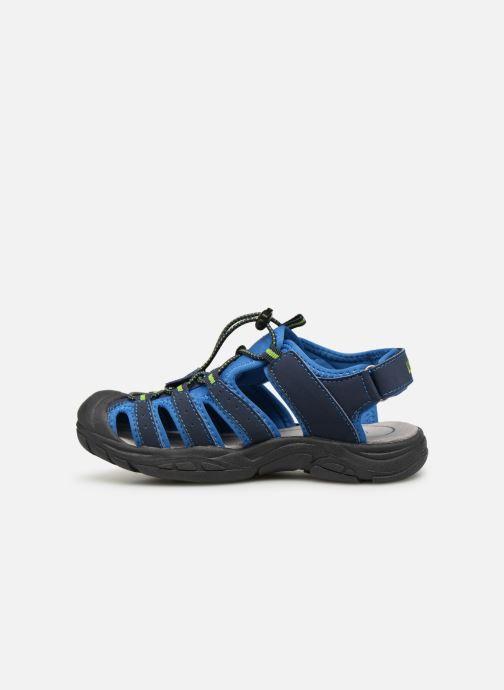 Zapatillas de deporte LICO Nimbo Azul vista de frente