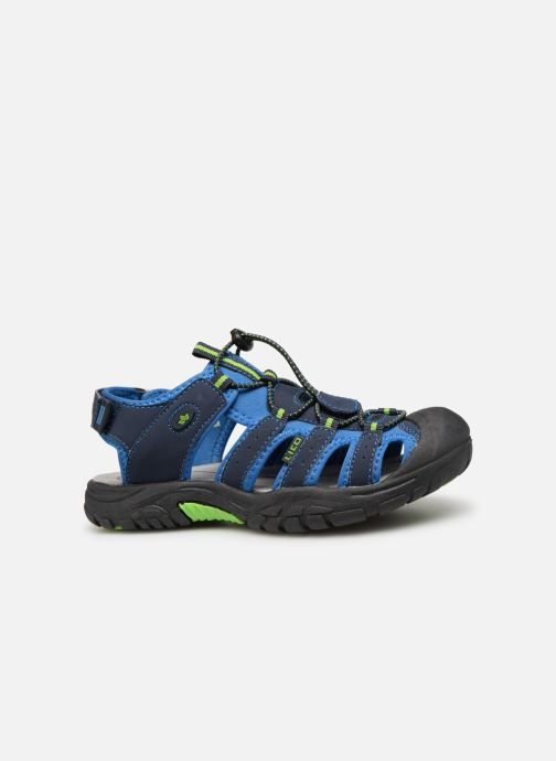 Sport shoes LICO Nimbo Blue back view