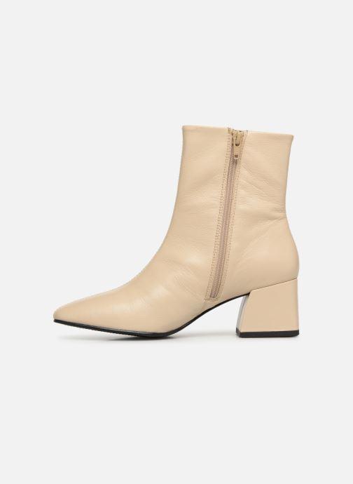 Bottines et boots Vagabond Shoemakers Alice 4516-001 Beige vue face