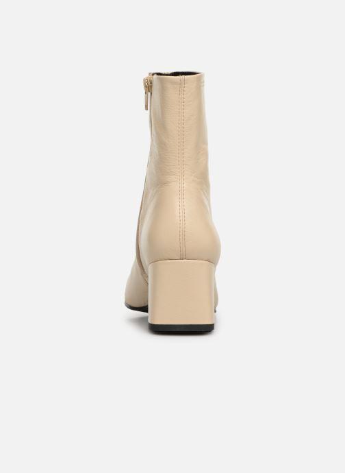Bottines et boots Vagabond Shoemakers Alice 4516-001 Beige vue droite