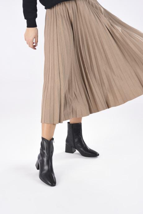Bottines et boots Vagabond Shoemakers Alice 4516-001 Noir vue bas / vue portée sac