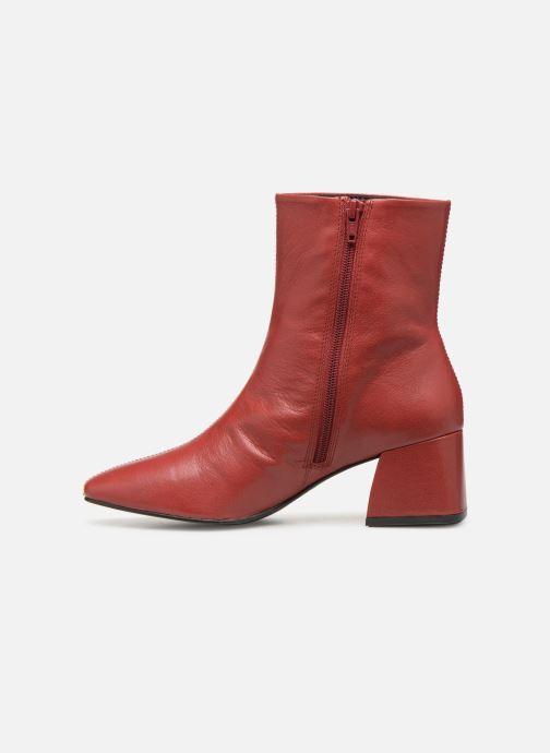 Bottines et boots Vagabond Shoemakers Alice 4516-001 Rouge vue face