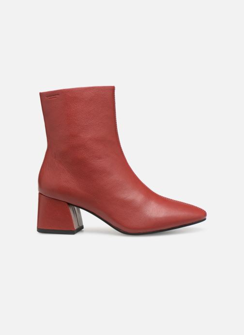 Bottines et boots Vagabond Shoemakers Alice 4516-001 Rouge vue derrière