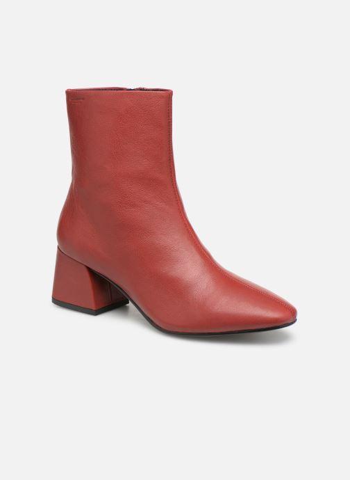 Botines  Vagabond Shoemakers Alice 4516-001 Rojo vista de detalle / par