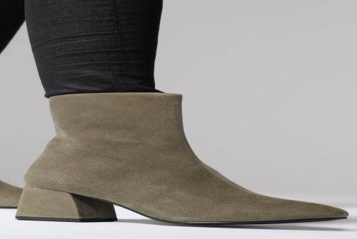 Bottines et boots Vagabond Shoemakers Alice 4516-040 Vert vue bas / vue portée sac