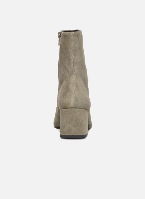 Bottines et boots Vagabond Shoemakers Alice 4516-040 Vert vue droite