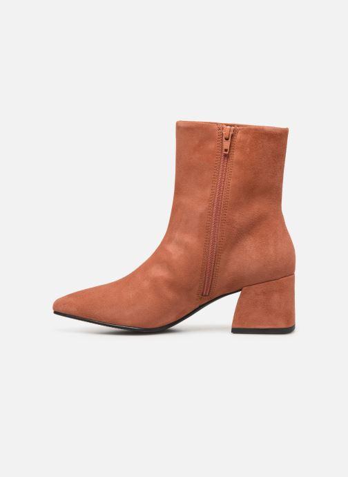 Bottines et boots Vagabond Shoemakers Alice 4516-040 Rouge vue face