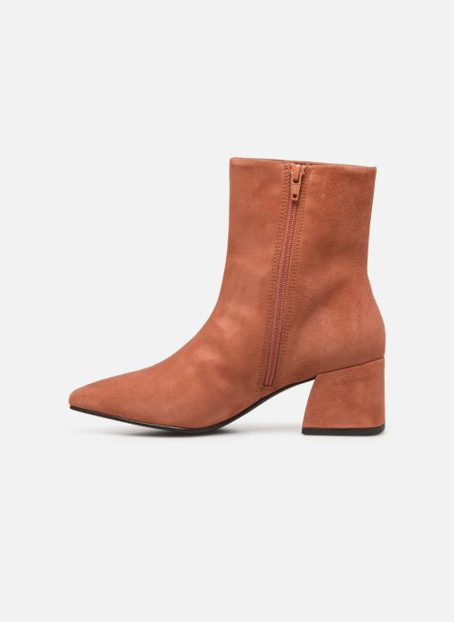 Ankle boots Vagabond Shoemakers Alice 4516-040 Red front view