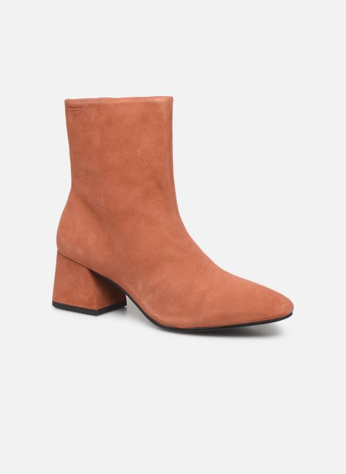 Bottines et boots Vagabond Shoemakers Alice 4516-040 Rouge vue détail/paire