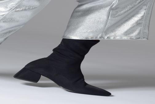 Bottines et boots Vagabond Shoemakers Alice 4516-139 Noir vue bas / vue portée sac