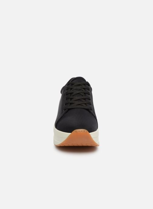 Sneaker Vagabond Shoemakers Casey 4722-280 schwarz schuhe getragen