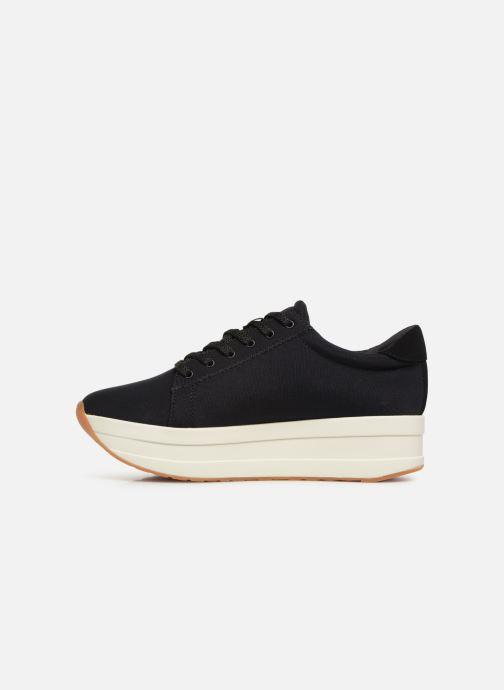 Sneaker Vagabond Shoemakers Casey 4722-280 schwarz ansicht von vorne