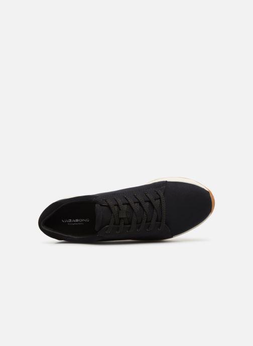 Sneaker Vagabond Shoemakers Casey 4722-280 schwarz ansicht von links