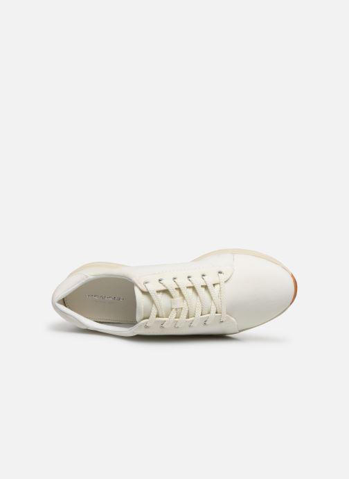 Baskets Vagabond Shoemakers Casey 4722-280 Blanc vue gauche