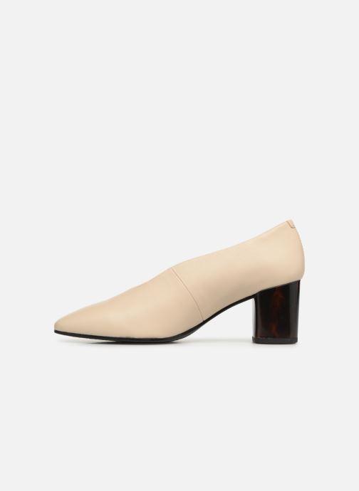 Zapatos de tacón Vagabond Shoemakers Eve 4710-001 Beige vista de frente