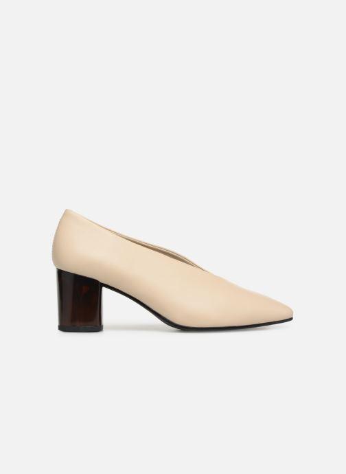Zapatos de tacón Vagabond Shoemakers Eve 4710-001 Beige vistra trasera