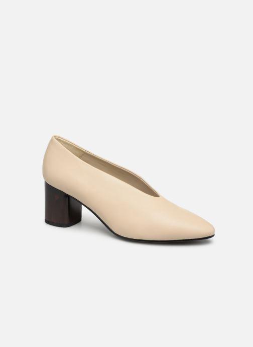 Zapatos de tacón Vagabond Shoemakers Eve 4710-001 Beige vista de detalle / par