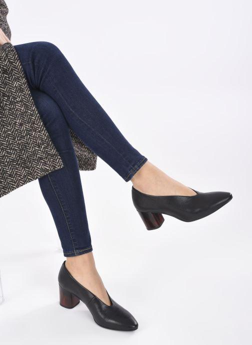 Escarpins Vagabond Shoemakers Eve 4710-001 Noir vue bas / vue portée sac