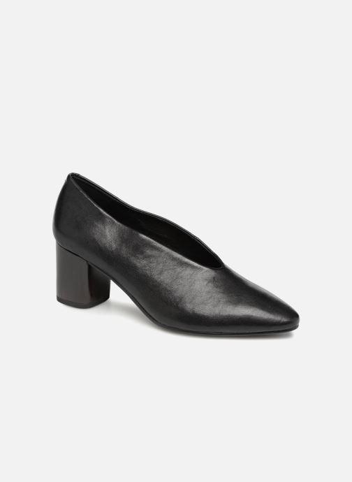 Escarpins Vagabond Shoemakers Eve 4710-001 Noir vue détail/paire