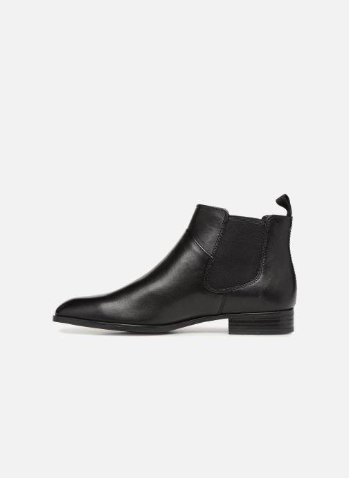 Ankle boots Vagabond Shoemakers Frances Sister 4707-101 Black front view