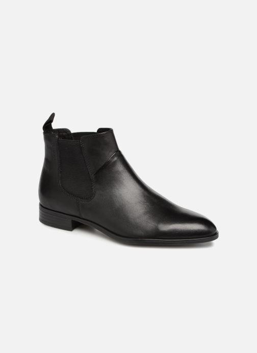 Ankelstøvler Vagabond Shoemakers Frances Sister 4707-101 Sort detaljeret billede af skoene