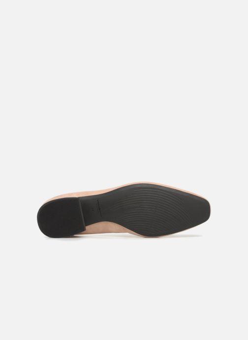 Zapatos de tacón Vagabond Shoemakers Joyce 4708-040 Beige vista de arriba
