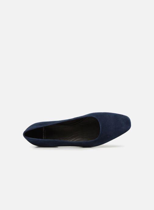 Escarpins Vagabond Shoemakers Joyce 4708-040 Bleu vue gauche