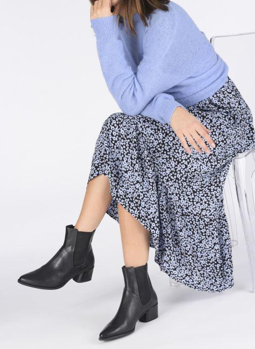 Stiefeletten & Boots Vagabond Shoemakers Lara 4713-001 schwarz ansicht von unten / tasche getragen