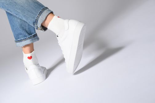 Sneakers Vagabond Shoemakers Zoe 4426-001 Wit onder