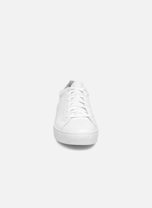 Sneaker Vagabond Shoemakers Zoe 4426-001 weiß schuhe getragen