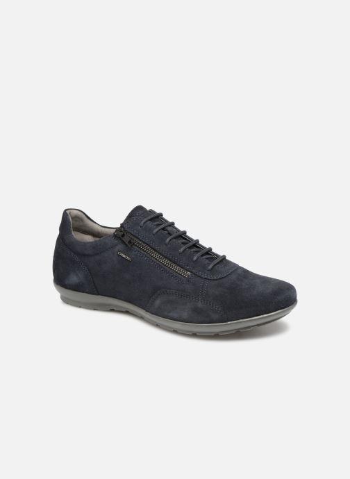 Sneaker Geox U SYMBOL U74A5A blau detaillierte ansicht/modell