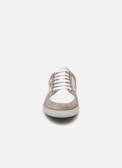 Baskets Geox U KRISTOF B U920EB Blanc vue portées chaussures